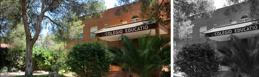 Entorno del Colegio Educatio